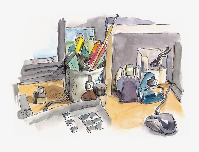 Sketch your home!
