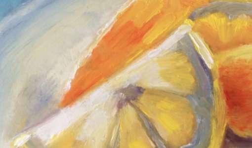 Daily painting - Öl malen lernen im kleinen Format!