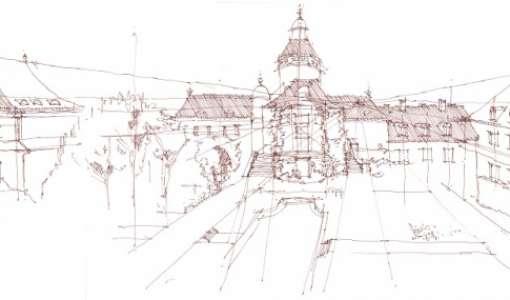 Architekturzeichnen