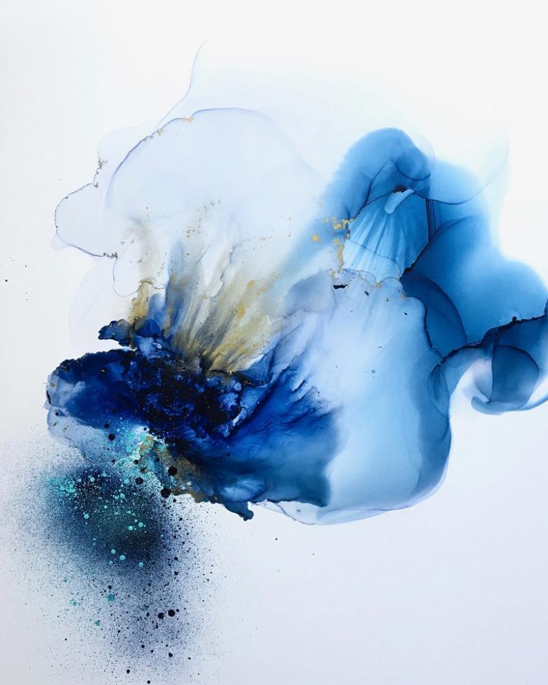 Malen mit Inks
