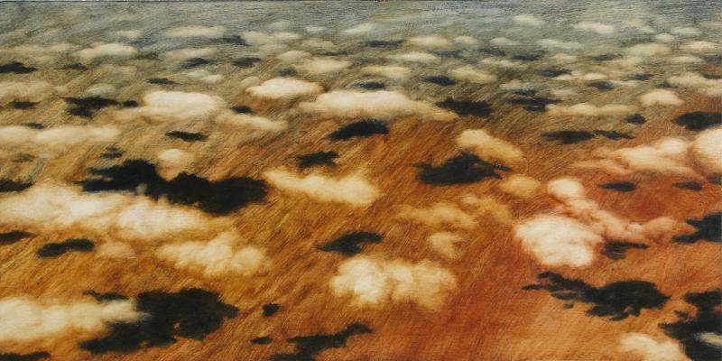 *Sgraffito -  Landschaften in Miniatur
